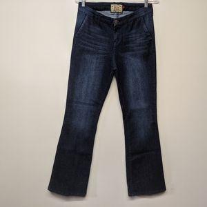 Dear John High Rise Flare jeans